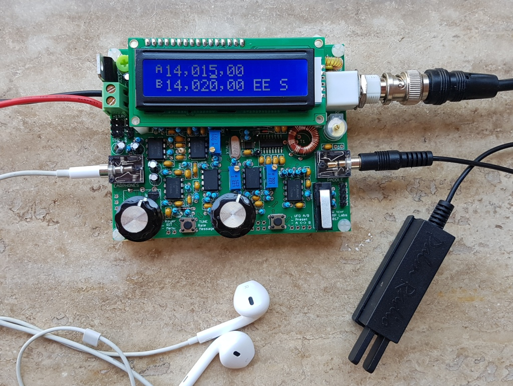 QRP-Labs QCW